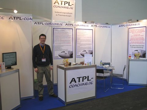 ATPL-Coaching at AERO 2009